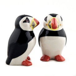 Puffin Salt and Pepper