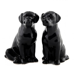 Labrador Salt and Pepper Black