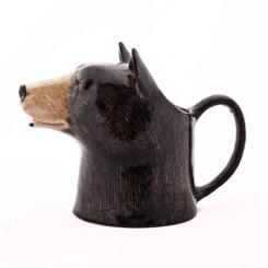 Black Bear Jug medium