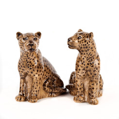 Leopard Salt and Pepper