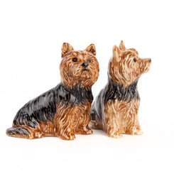 Yorkshire Terrier Figures (2)