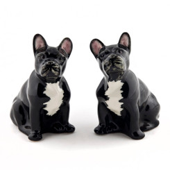 French Bulldog Salt and Pepper Black/White