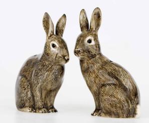 Wild Rabbit Figures