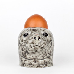 Grey Seal Face Egg Cup