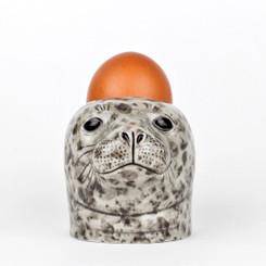 Grey Seal Face Egg Cup