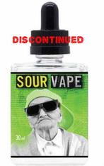 Sour Vape - Atomic Apple - Sour Green Apple