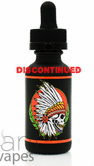 Traditional - Tribe - A sweet savory e-liquid treat, tribe is a deep fried vanilla ice cream covered in a light coating of powered sugar.