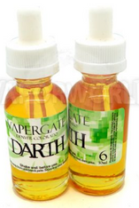 Vapergate - Darth Vaper - A creamy and intensely rich and sweet key lime mouth punch with a menthol tail.