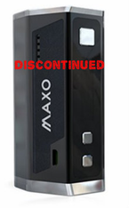 iJoy is proud to present the powerful iJoy Maxo which is the first quad 18650 battery TC box mod. The iJoy Maxo utilizes a IWEPAL chip which can fire up to 315 watts and has various temperature control modes. The iJoy Maxo features a 0.91 inch OLED display screen and offers the ability to fire Nickel, Titanium and Stainless Steel coils in temperature control mode.   The iJoy Maxo has a unique feature which allows you to choose from a dual or a long lasting quad 18650 battery configuration. Batteries are easily removed and inserted using the lockable battery flip cover. The iJoy Maxo also features a micro USB port for for future firmware updates. An external battery charger is required to this device.Despite it's size, the iJoy Maxo is ergonomically designed to fit comfortably in your hand. The iJoy Maxo features a large stainless steel stretch fire button for ease of use. A set of stickers are included to customize the appearance of your iJoy Maxo as well. The iJoy Maxo is a powerful device that offers the ability to fire many different types of coils for incredible flavor and vapor. Please note, the iJoy Maxo requires an external charger (sold separately) and a dual or quad high amp 18650 battery (sold separately) configuration.