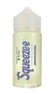 Squeezee - Blended - 100ml (Strawberry Blueberry Smoothie)