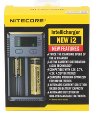 The Intellicharger i2 is a charger with compatibility, efficiency and intelligence. The i2 is extremely efficient as it is able to charge the batteries twice as fast as the i2 (up to 1A). It will drastically reduce charging time. With the Active Current Distribution (ACD) Technology, the NEW i2 automatically identifies battery types and capacity, and then applies an appropriate charging current based on automatic detection or manual setting. With automatic detection of non-rechargeable batteries, it is able to notify you to discontinue the charging process when you accidentally insert a non-rechargeable battery into the slot. Such design takes safety issues out of concern and ensures top safety during use. It can even restore your depleted IMR batteries. It works with almost all types of rechargeable batteries, including high, medium and low capacity batteries ranging from 1.2V and 3.7V to 4.2V and 4.35V, thus eliminating the need to own several chargers.