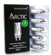 Arctic V2 BTDC II 0.5 ohm 40-80W 5 Pack
