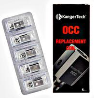 Kanger 1.2 ohm 10-26W 5 Pack