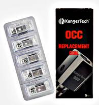Kanger 0.5 ohm 15-60W 5 Pack