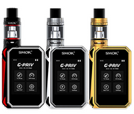 G-Priv Touch Screen 220W TC Mod (Smok) $110