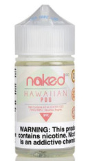 Naked 100 – Hawaiian POG – 60ml – 70/30 – Passion Fruit, Orange, guava