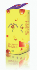 Tamba Juice – Chili Mango – The perfect blend of sweet and spicy with ripe mangos and a mild chili taste. 100ml  70/30