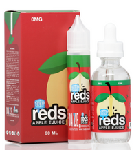 Reds Apple E- Juice – Reds Apple E-Juice – Fresh Ripe Apple Juice. 60ml  70/30