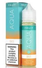 Aqua – Oasis – Peach Cantaloupe papaya 60ml 70/30