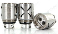 TFV8 X4 Coils $6 indivudal – 3 pack $18 0.15ohm 50-180w best 90-150w