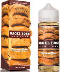 Cinnamon Raisin - Cinnamon Rasin Bagel 70/30 120ml