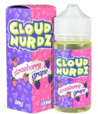 Cloud Nurdz - Strawberry Grape – Strawberry grape nurdz candy - 100ml bottle 70/30 VG PG
