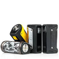 Designed by Justin, GeekVape GM, along with the chief designer of HeatVape Invader Mini, the Aegis is a legendary TC Box Mod that runs up to 100W with single 18650 or 26650 battery and fires as low as 0.05 ohms. It is designed to be WATERPROOF, SHOCKPROOF, and DUSTPROOF by adopting advanced LSR Injection Moulding technology. It uses one of the most advanced chips, featuring the real rated power and instantaneous firing (0.015 seconds). It is the most robust vape mod (MIL STD 810G-516.6 military grade shockproof), no need to worry about getting scratched, soiled, or broken by accident anymore.