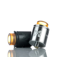 - Vandy Vape's Mesh RDA is a 24mm, dual invisible clamp style postless build deck that is compatible with both mesh wire and standard wires. Its unique dual invisible clamp style postless build deck has two 11mm terminals with side mounted flathead screws to secure the coil leads or mesh. Airflow enters the Mesh 24mm RDA via dual adjustable side airslots that can be utilized for either single or dual coil builds. Included with the Mesh RDA are two 9mm drip tips, one ULTEM and one Doc drip tip, a 510 drip tip adapter, and a bottom feed pin. The Mesh RDA offers a unique and versatile system for a new vaping experience!