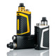 - The iJoy RDTA Box Mini 100W Starter Kit is a compact and versatile device in which iJoy has integrated a miniature version of their classic RDTA into a powerful chassis with built in battery. A predecessor to the popular RDTA Box 200w, the RDTA Box Mini has improved tank seals and a built in 2600 mah LiPo battery packed into a housing that is a fraction of the size of the original. iJoy brings back the Paisley design on the 22mm cap of the RDTA Mini and features a dual adjustable 10mm by 2mm airflow system. The RDTA Box Mini utilizes RBM-C2 0.25 ohm coils which can be ran 30 to 60W and also includes a two post rebuildable deck. Both deck options are wicked downward into the reservoir and utilize the brass collar to hold the wicks in place. The reservoir can be filled from an independent 10mm fill hole which is accessed by removing the threaded fill plug and e-juice levels can be seen through the side viewing window. The versatility of the RDTA Box Mini continues with its ability to be ran as a standard box mod by removing the RBM Deck or Coil, emptying the tank reservoir, and using the RBM connection as a standard 510 connection. The RDTA Box Mini features a new IWEPAL powered chipset capable of 5 to 100W of output across four output modes, full temperature control support, and a vibrant, vertically stacked 0.96 inch OLED screen. This device also has an on board micro USB for both 1.0A charging and firmware upgrade. Unrivaled in capacity and versatility while packing in a 95% Power Efficient IWEPAL chipset capable of up to 100W, iJoy's RDTA Box Mini 100W Starter Kit entrenches itself as this year's ultimate compact all in one system.