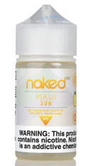 Naked 100 – Maui Sun 60ml bottle 70/30