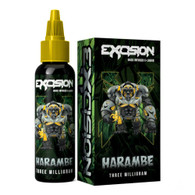 Excision Eliquid – Harambe – Banana mixed berry smoothie - 60ml bottle 80/20 VG/PG