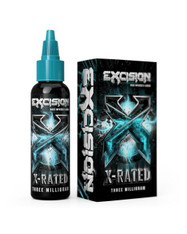 Exsision Elqiuid – X-Rated 60ml bottle $24 80/20
