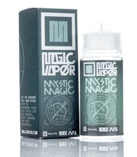 Magic Vapor – Mystic Magic – Mango, tangerine, raspberries. 100ml bottle 70/30 VG PG