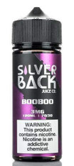 Silverback – Booboo – 120ml – Grape Blueberry – 70/30 VG/PG