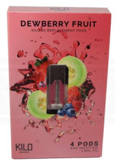 Kilo 1k Dewberry Fruit 4 Pods