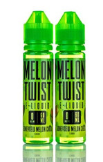 Honeydew Chew by Melon Twist E-Liquids is a sweet melon and cool honeydew flavor that wonderfully compliments each other in this vape juice that will keep you feeling refreshed all day.