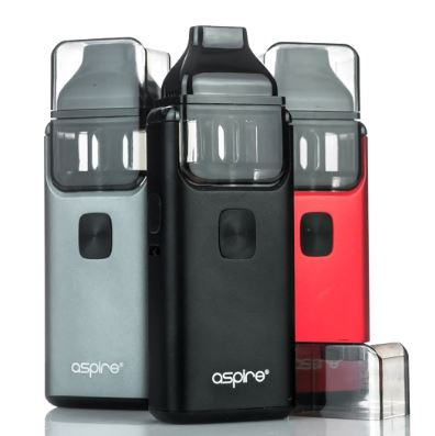 The Aspire Breeze 2 is a compact dual activation device which features an upgraded built-in 1000 mAh battery, a 3ml tank, and a 1.0 and 0.6 ohm coil system. The Breeze 2 utilizes a firing button, a new adjustable airflow, and can be charged via a micro USB cable. The Breeze 2 employs the standard U-tech coil technology to ensure flavorful vapor production and is designed for E-Juice containing 70% or less VG. U-tech coil system now comes in 1.0 ohm for nicotine salts use. The combination of a high performance coil system, ultra compact form factor, and simplicity makes the Aspire Breeze 2 a great on-the-go device!