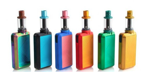 Size:112.5*37.00*18.0mm E-liquid capacity: 2.0ml Colors: Gold, Dazzling, Green, Red/Gold, Black/Blue, Dark Blue/Pink Applicable head: BFHN 0.5ohm head Applicable battery: 2 * AA Ni-MH rechargeable batteries/ normal AA batteries