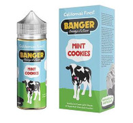 Inspired by the classic mint chocolate chip cookie, this delicious E-Liquid treat combines homemade vanilla ice cream with sweet, sensational milk chocolate, and finishes off the profile with a crisp zing of cool pepper mint patty.