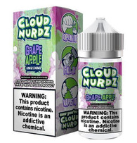 Just like your childhood candy favorite. Sweet purple grape blended with tangy green apple.