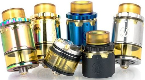 The Vandy Vape Pyro V2 BF RDTA is the update rendition of the original, implementing an intuitive postless build deck, advanced multi-hole airflow design, and a dynamic modular design that will appease building enthusiasts.