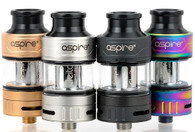The Aspire Cleito Pro Sub-Ohm Tank is the new flagship model of the original Cleito line-up, featuring a maximum eJuice capacity of 4.2mL, triple slotted bottom airflow control, and slide-to-open top-fill method. The Aspire Cleito Pro can utilize previous Cleito Coils, the original Cleito and Cleito EXO Coils, along with the introduction of the 0.5ohm Cleito Pro coil with a range of 60 to 80W. The Cleito Pro Sub-Ohm Tank utilizes a standard 3mL capacity glass that can be upgraded to a whopping 4.2mL eJuice capacity using the included bubble glass expansion. The Cleito Pro adjustable airflow system sits at the base, with a knurled control ring, that inlets air from the bottom and channels upwards in the epicenter of the coil. Contrastingly, the top-fill system is accessed by sliding the top cap ring upwards to reveal a fill port.
