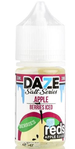 Freshly cut fragrant apples and combines them with the delectable aroma of mixed berries touched with a hint of menthol.