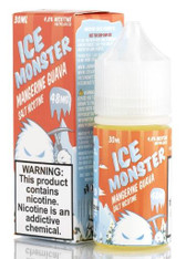 tangerines and luscious guavas touched with a moderate helping of icy cool menthol