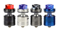 The Profile Unity RTA is the result of a collaboration between Wotofo, Mrjustright1 and The Vapor Chronicles. This mesh rebuildable tank features the latest nexMESH OFRF coils for phenomenal flavor production, a thick resin drip tip, easy refills, a 5ml juice capacity tank (with included extension), a rapid e-liquid feeding system, an optimized Profile RDA build deck, easy wicking and coil-focused airflow.