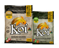 Koi takes the extra time to mix and roll our full-spectrum CBD blend into our gummies three times. Why? It evenly distributes the CBD throughout each piece, giving you the consistency and effectiveness that you deserve. Gummies Crafted with both taste and efficacy in mind, these delicious snacks provide a punch of tropical fruit flavor with the restorative effects you expect from any other CBD product. Bursting with the flavors of lime, tangerine, and acai pomegranate, these delectable snacks provide plenty of flavor while restoring balance, naturally. In addition to that, gummy flavors can be ordered sweet or sour options!