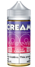 Cream Collection - Cereal Cream - 100ml - Sweet & sugary cereal ejuice with a splash of cream, your morning will never be the same. 70/30 VG/PG