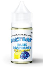 The tastiest blue raspberry lemonade mixed with ice for a cool exhale.
