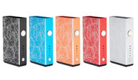 CoilART Bron Pod System  Another amazing pod system from CoilART.  Hardest hitting pod system on the market  Firing speed of .0225  Stylish engraved designs  Internal 950mAh battery capacity  Three levels of voltage output   2mL Refillable Cartridge (sold seperately)