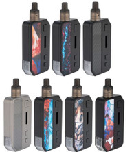 Features & Specifications:  YiHi ESS Driver Tech  Powered by YiHi SX635J Chipset  1400mAh Battery  3.5mL E-Liquid Capacity  Two Wattage Adjustable: P1-15W / P2-30W  Output Voltage: 3.2-4.2V  Charging via USB Cable  YiHi Original ADA Atomizer Core  Long Lasting of Heating Core  supports vaping 18-20mL e-liquids  Keeps liquid fresh - no leaking, no wasting  Adopted YiHi latest researching the 3rd generation of temperature control technology.  Highly sensitive intelligent anti-burning protection system.  Automatic intelligent e-liquid channel control system.  The e-liquid container is separated from the heating core.  Best taste with fresh liquid - NO leaking, NO burning, NO spilling.